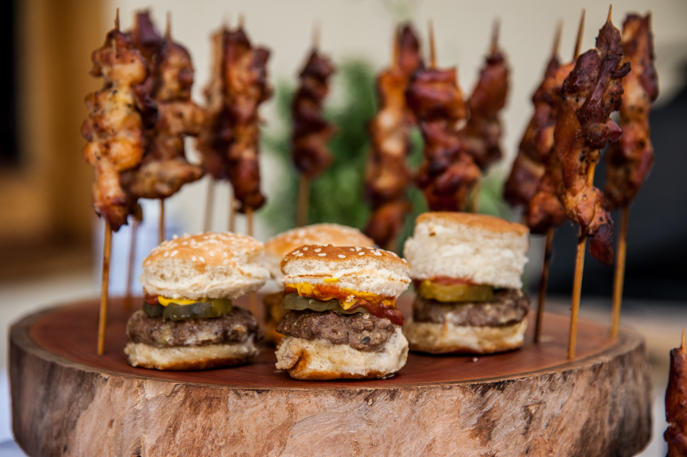 Sliders and Skewers