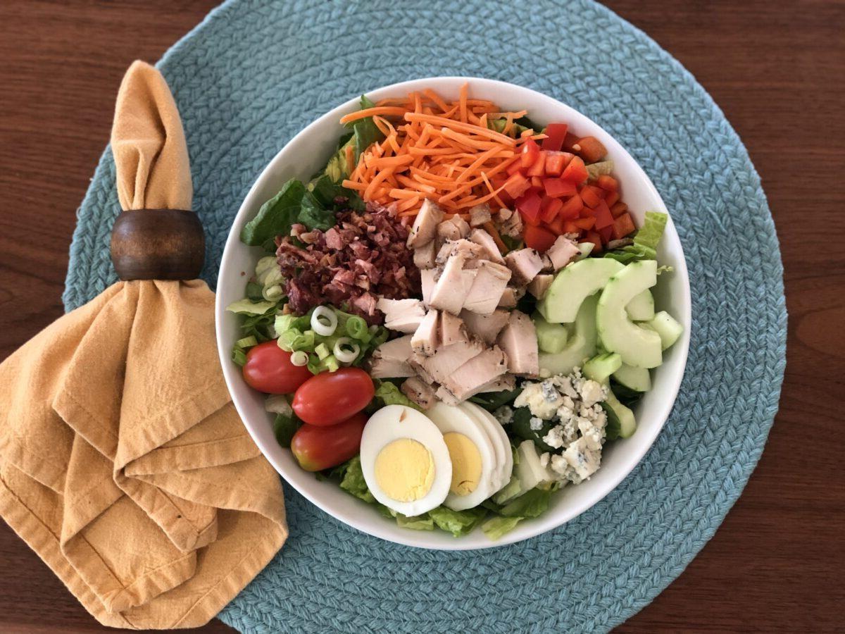 Cobb Entree Salad