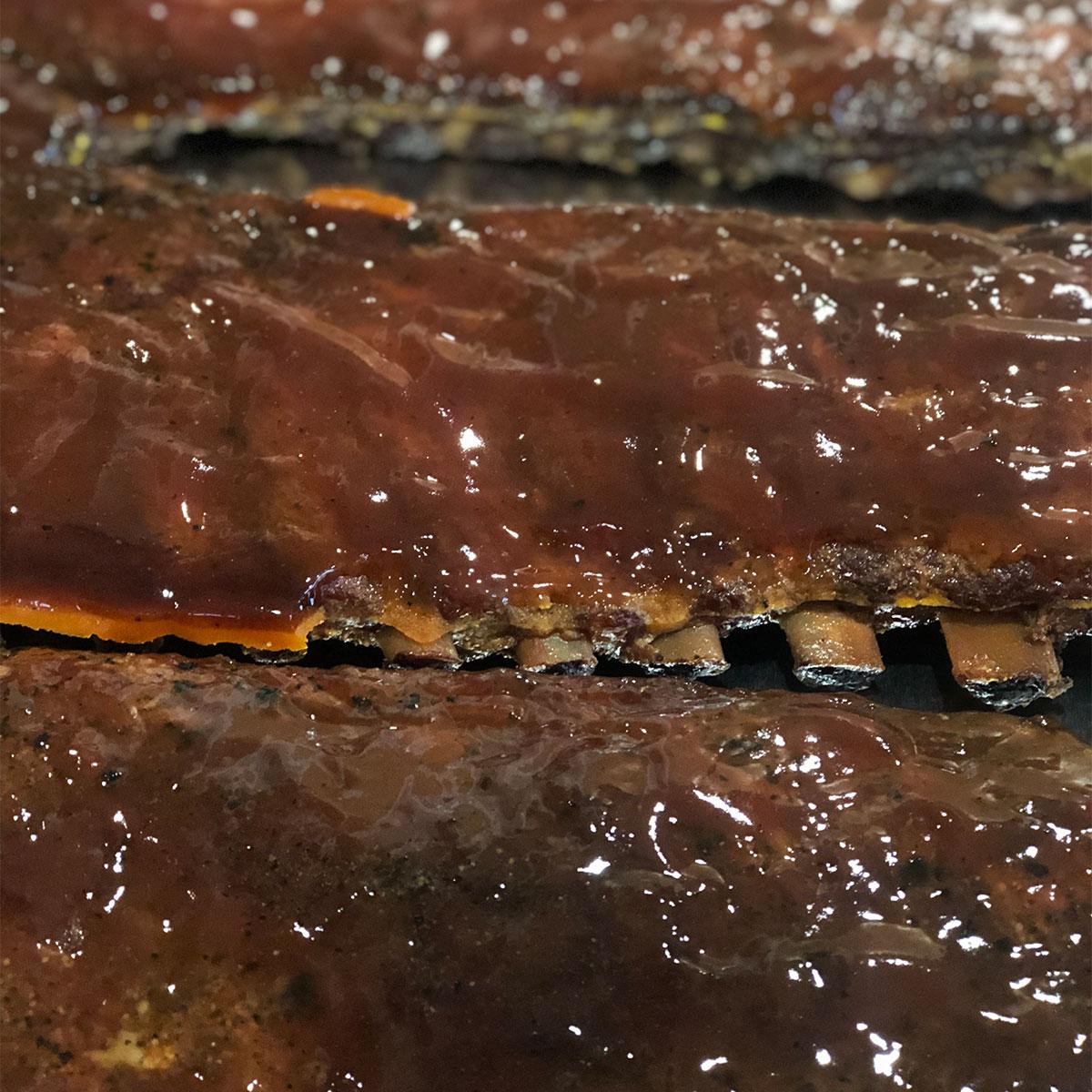 Smoked Babyback Ribs